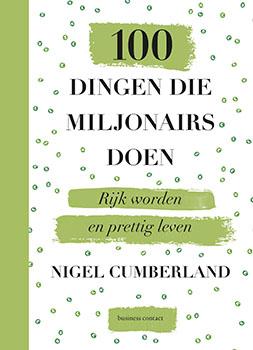 boekbespreking '100 dingen die miljonairs doen'
